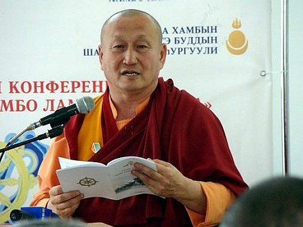 Хамбо-лама Дамба Аюшеев