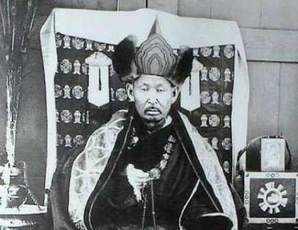 Хамбо-лама Этигэлов