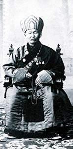 Хамбо Лама - Д.-Д. Итигэлов