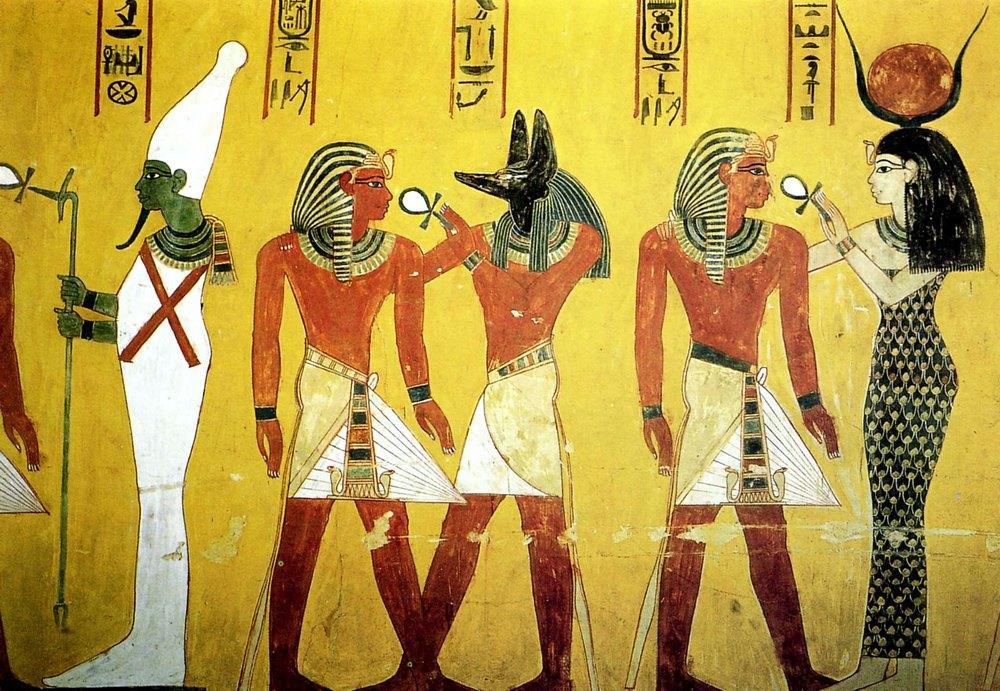 боги египта фото наидревнейшие