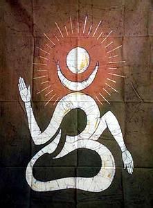Тату иероглиф на санскрите