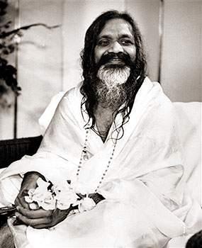*** Махариши Махеш Йоги - ближайший ученик Гуру-дэва ***